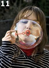 Урок фотографии - картинки в мыльном пузыре - №11