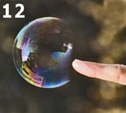 Урок фотографии - картинки в мыльном пузыре - №12