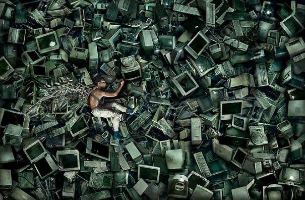 Новости в фотографиях - Самые влиятельные фотографы десятилетия - №15