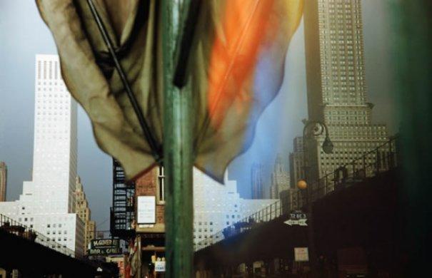 Эрнст Хаас (Ernst Haas). Первые работы мастера в цветной фотографии - №1