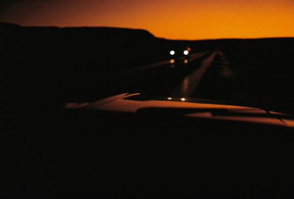 Эрнст Хаас (Ernst Haas). Первые работы мастера в цветной фотографии - №3
