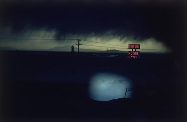 Эрнст Хаас (Ernst Haas). Первые работы мастера в цветной фотографии - №4