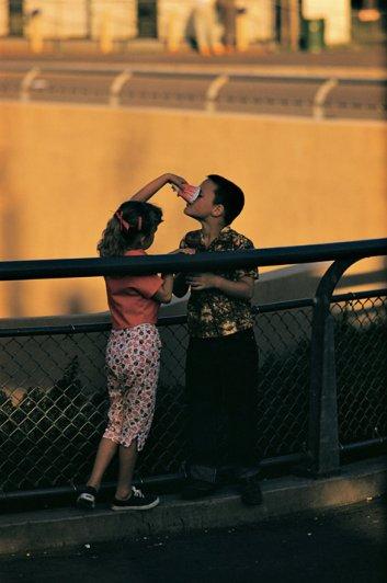 Эрнст Хаас (Ernst Haas). Первые работы мастера в цветной фотографии - №6