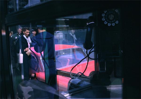 Эрнст Хаас (Ernst Haas). Первые работы мастера в цветной фотографии - №10