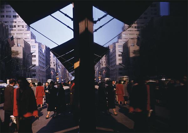 Эрнст Хаас (Ernst Haas). Первые работы мастера в цветной фотографии - №12