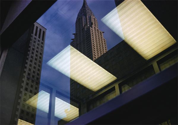 Эрнст Хаас (Ernst Haas). Первые работы мастера в цветной фотографии - №13