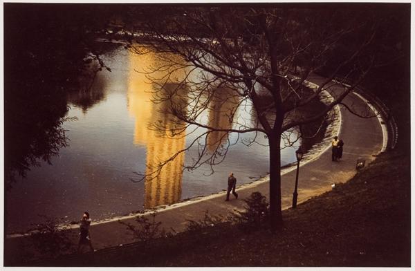 Эрнст Хаас (Ernst Haas). Первые работы мастера в цветной фотографии - №19