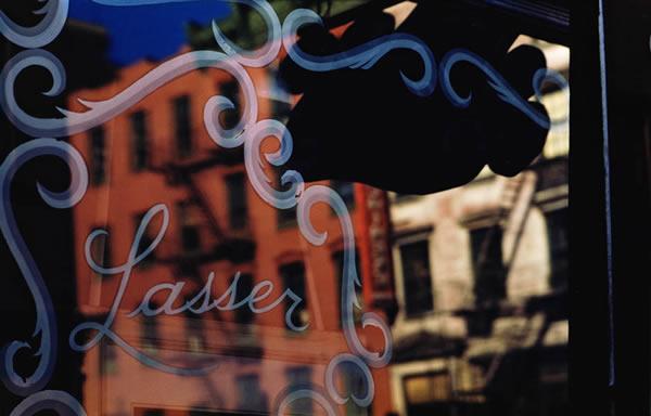 Эрнст Хаас (Ernst Haas). Первые работы мастера в цветной фотографии - №21
