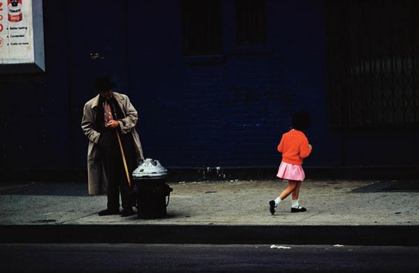 Эрнст Хаас (Ernst Haas). Первые работы мастера в цветной фотографии - №23