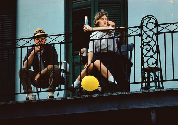 Эрнст Хаас (Ernst Haas). Первые работы мастера в цветной фотографии - №24
