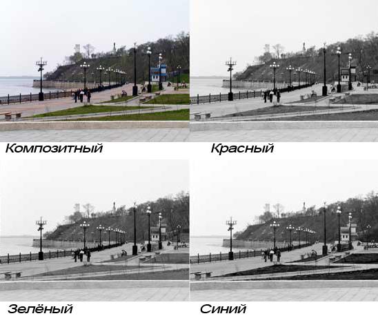 Урок Фотошопа - маскирование, цветокоррекция, резкость - №2