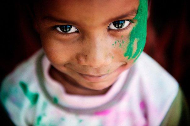Новости в фотографиях - Фестиваль красок Холи - №16