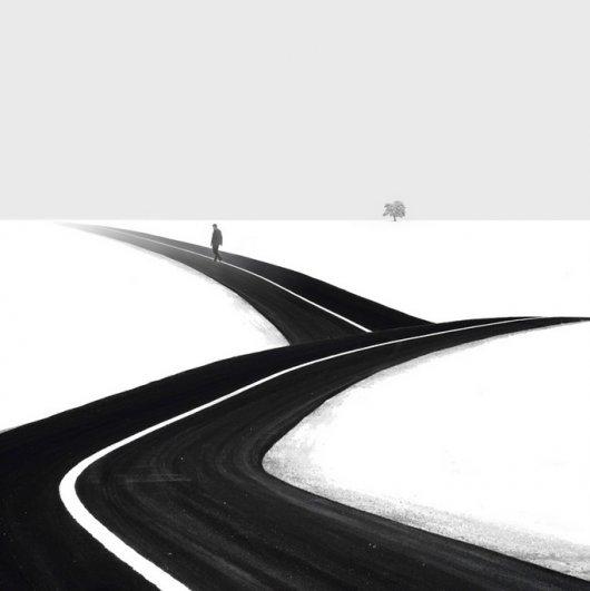 Хуссейн Заре. Мастер фотографии жанра digital art - №2