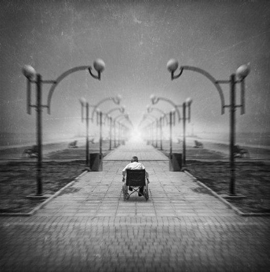 Хуссейн Заре. Мастер фотографии жанра digital art - №6