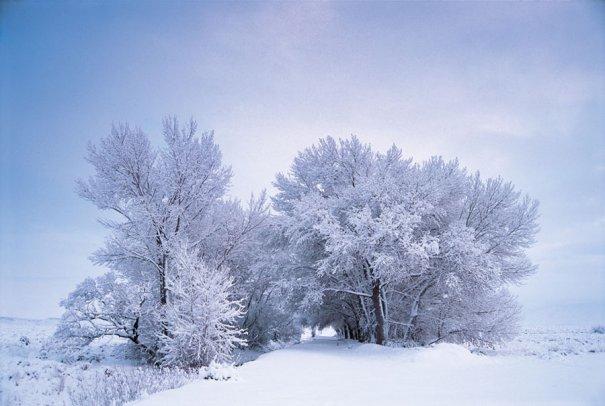 Фото пейзажи от любителя приключений и фотографа Гален Роуэлл (Galen Rowell) - №4