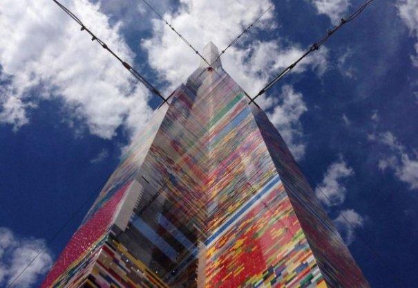 Новости в фотографиях - Арт-проекты месяца - №12