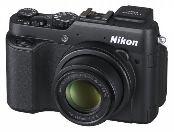 Новинки фото техники: топовый компакт Coolpix P7800 и прочие новости компании Nikon - №1