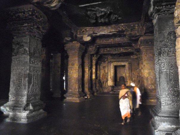 Необычные фото - Уникальный храм Кайласанатха - №2