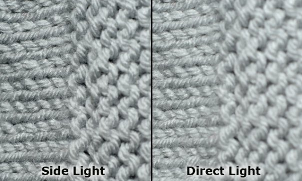 Урок фотографии. Как фотографировать одежду и ткани - №2