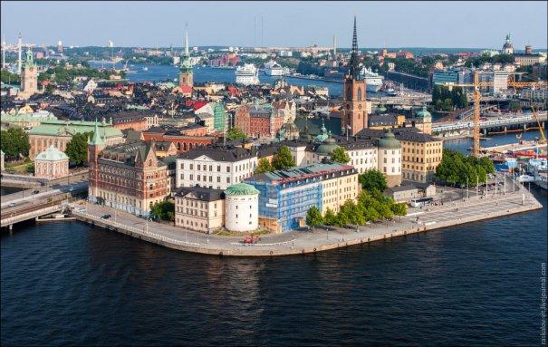 Новости в фотографиях - Urban Exploration 2013: Европа - №2
