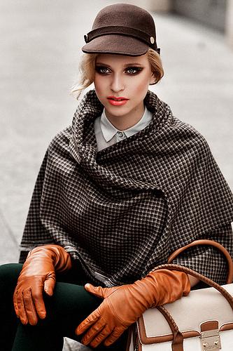 Жанна Ромашка. Модные фото прекрасных людей - №5