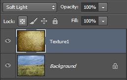 Урок Фотошопа. Как совместить текстуры с изображением - №8