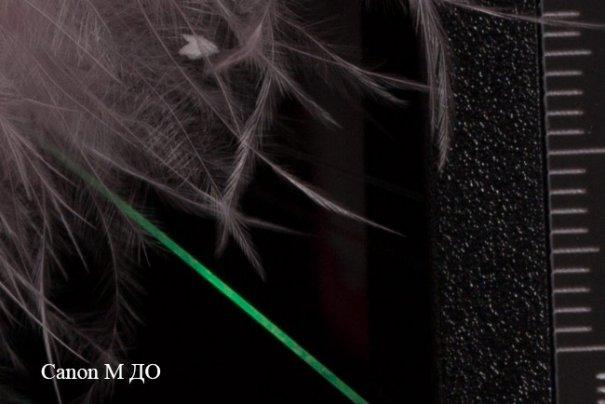 Фото камера Canon 7D против компакта Canon M в студийном тесте - №13