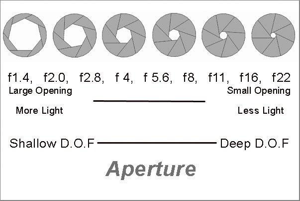 Урок фотографии. Основы теории экспозиции - №5