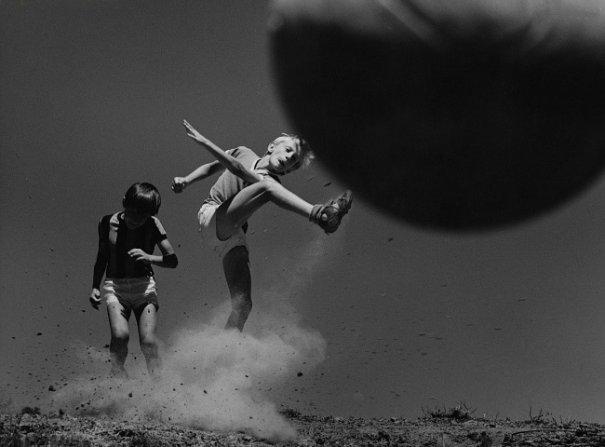 Магия черно-белых фото - №1