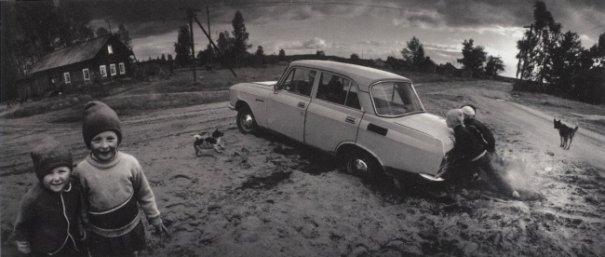 Магия черно-белых фото - №13
