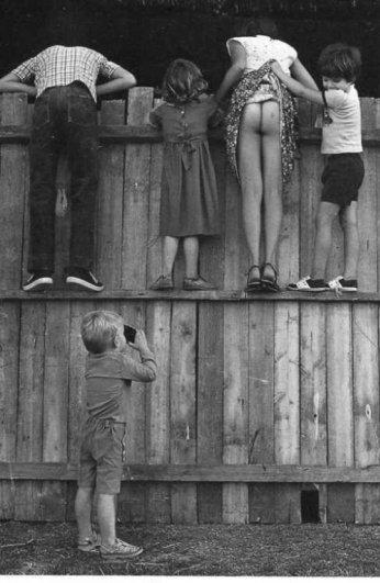красивое фото черно белое