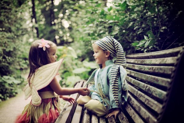 Евгения Семенова. Детские фото с любовью - №1