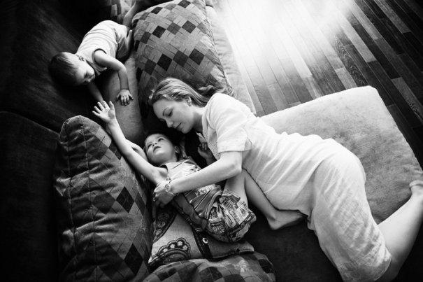 Евгения Семенова. Детские фото с любовью - №3