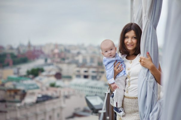 Евгения Семенова. Детские фото с любовью - №9