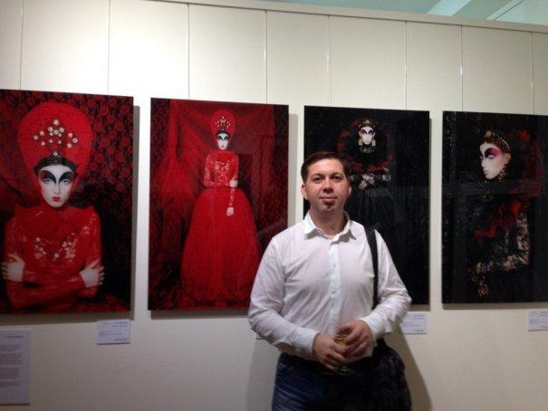 Московский фотографический салон 2013 - №1