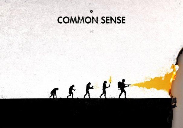 Пародия на эволюцию человека в картинках - №3