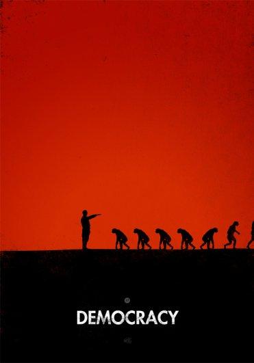 Пародия на эволюцию человека в картинках - №15