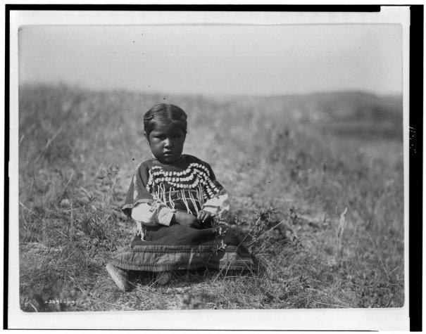 Эдвард Кертис, фотографирует индейцев. - №32