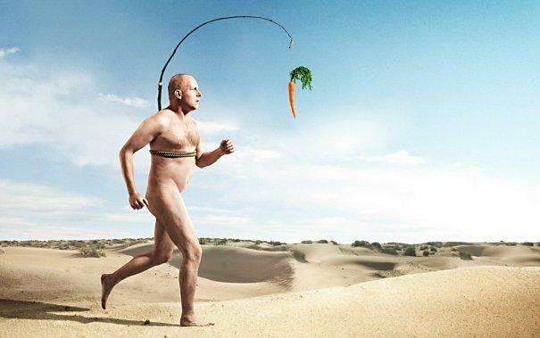 Абсурдные манипуляции в жанре фото юмора - №2