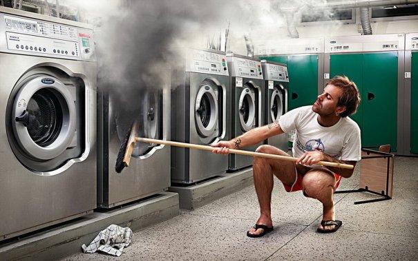 Абсурдные манипуляции в жанре фото юмора - №5