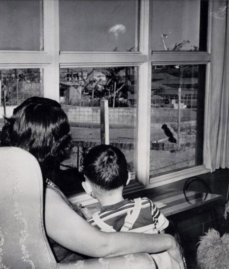 Старые черно-белые фото - символы эпохи - №11