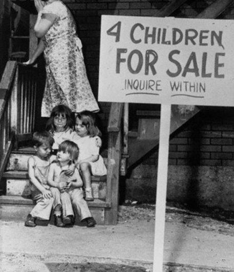 Старые черно-белые фото - символы эпохи - №18