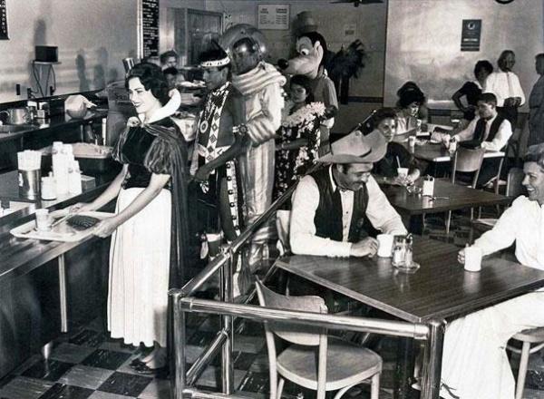 Старые черно-белые фото - символы эпохи - №19