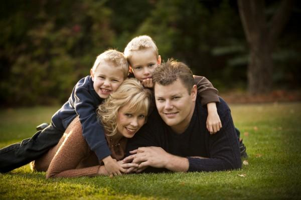съемка семьи 3