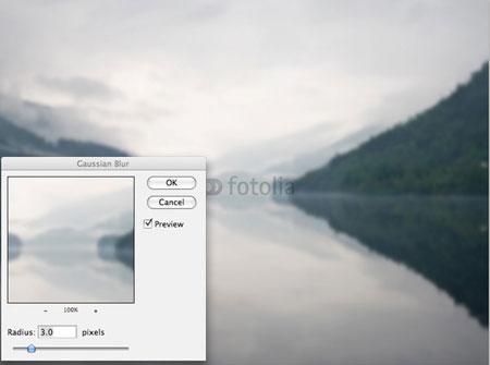 Урок Фотошопа. Создаем спокойную фотоманипуляцию - №2