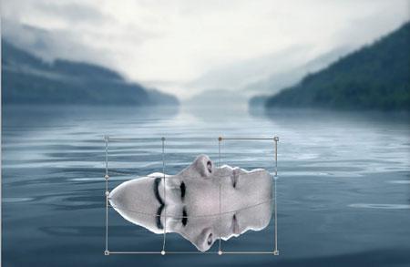 Урок Фотошопа. Создаем спокойную фотоманипуляцию - №16