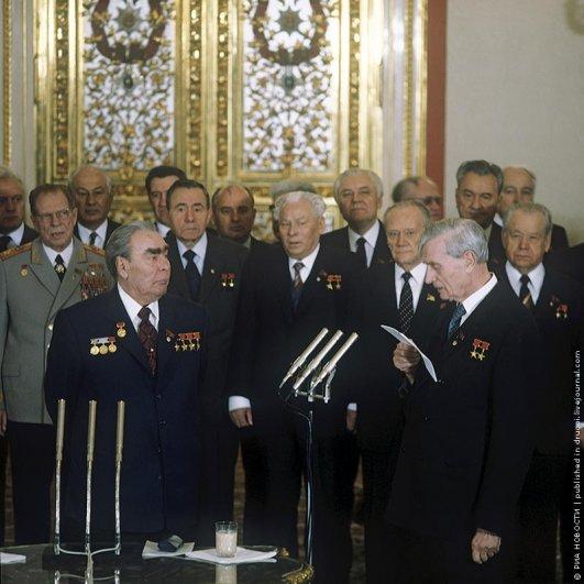 Новости в фотографиях - Цветная история СССР. 1981 год - №1