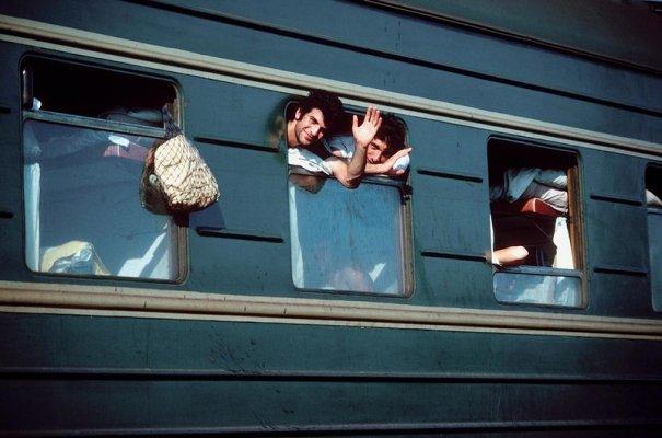 Новости в фотографиях - Цветная история СССР. 1981 год - №2
