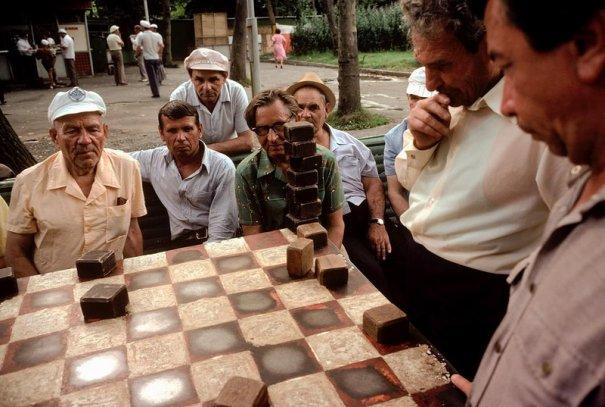 Новости в фотографиях - Цветная история СССР. 1981 год - №7