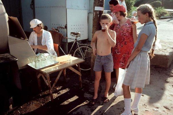 Новости в фотографиях - Цветная история СССР. 1981 год - №13